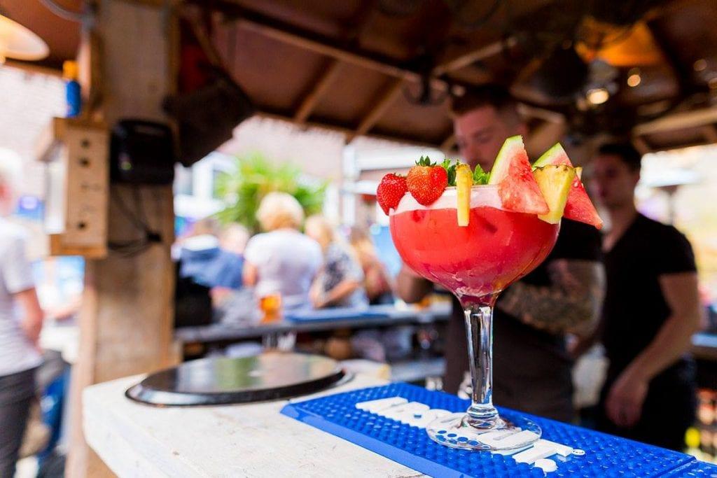Cocktail op het Dakterras | Proost in Breda