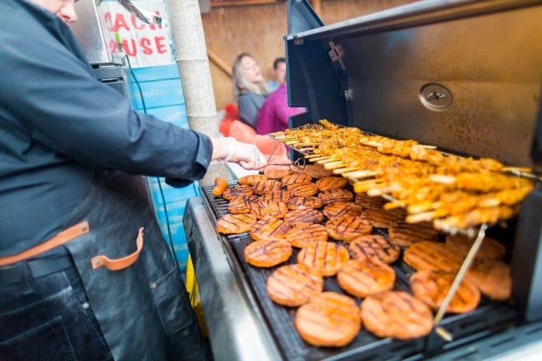Barbecue voor Bedrijven | Proost in Breda