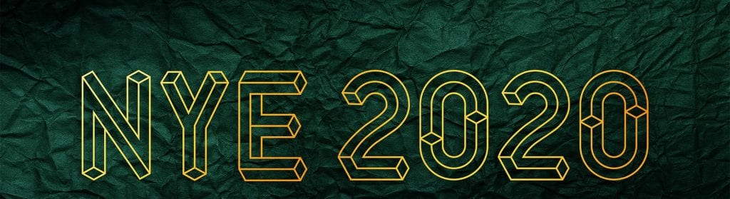 New Years Eve 2020 - banner | Proost in Breda
