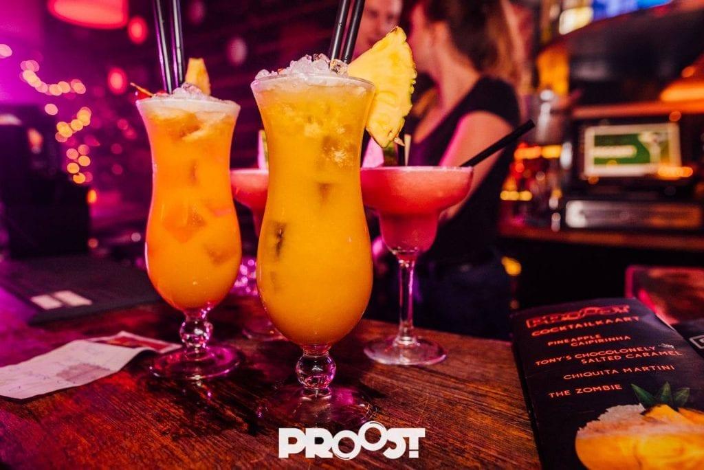 Verschillende Cocktails | Proost in Breda
