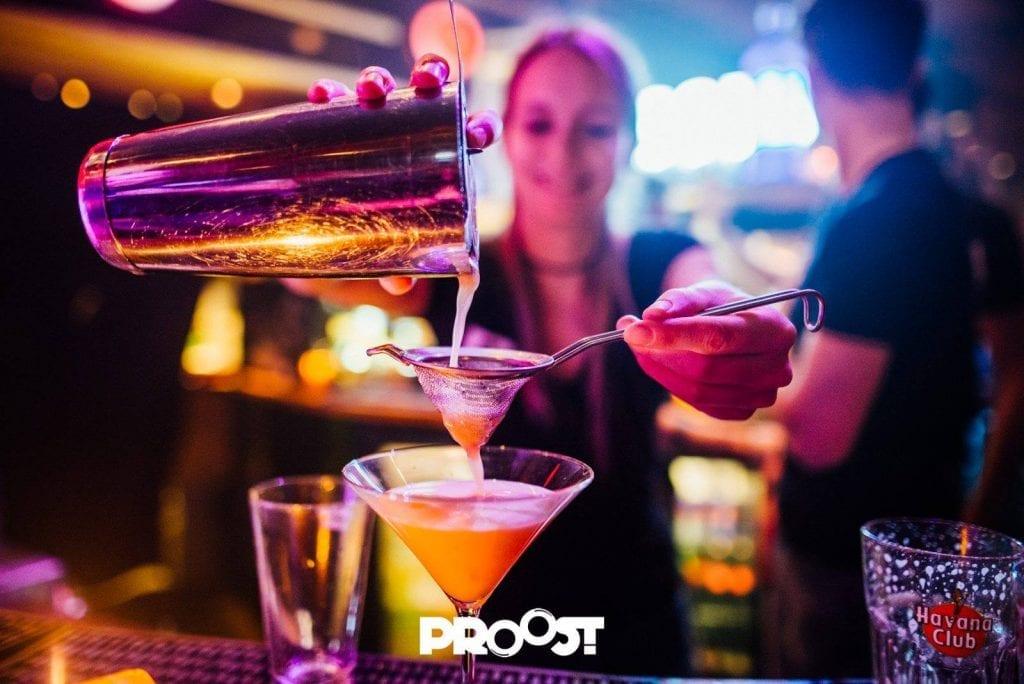Cocktailworkshop - zeef | Proost in Breda