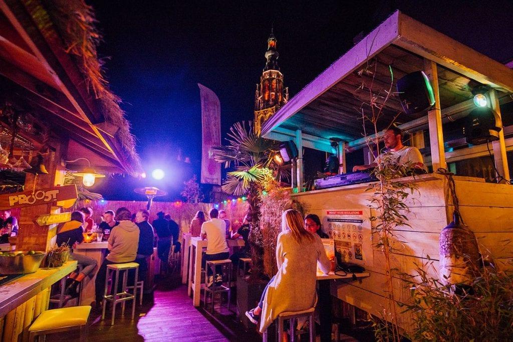 Dakterras voor Bedrijven | Proost in Breda