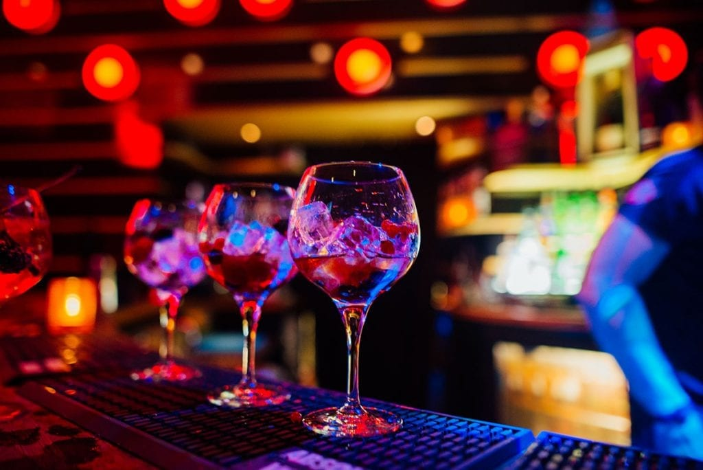 Gin Tonic aan de Bar | Proost in Breda