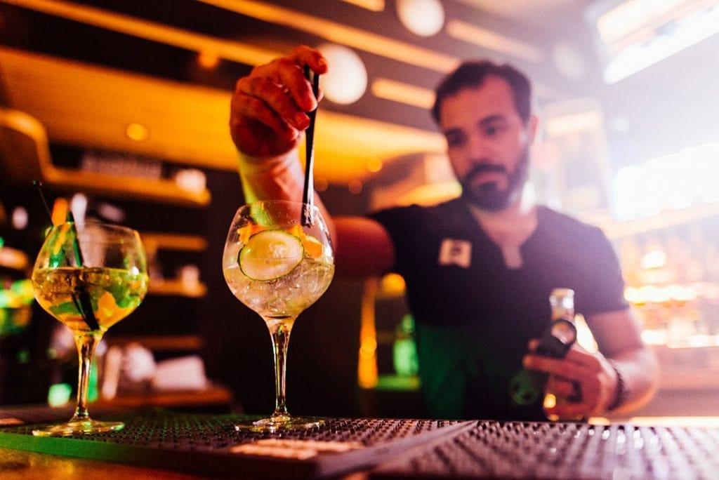 Gin Tonic - garnering | Proost in Breda